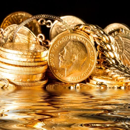 1oz gold britannia coins