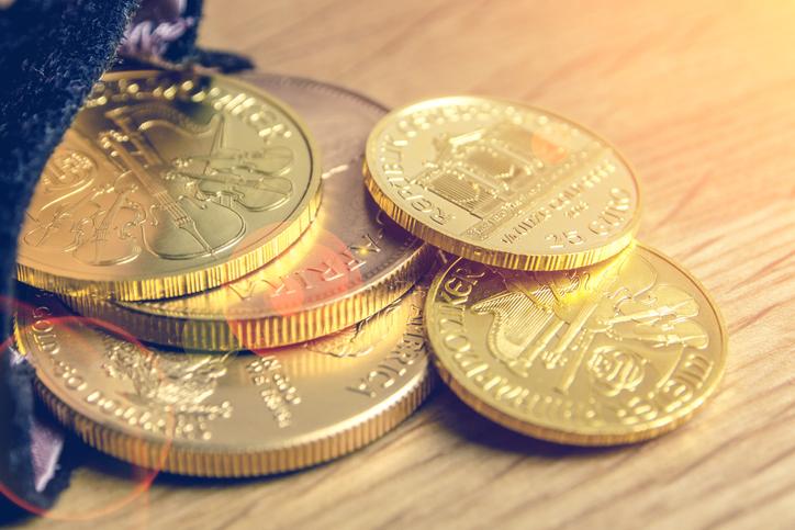 the 2019 britannia four sided gold quarter sovereign